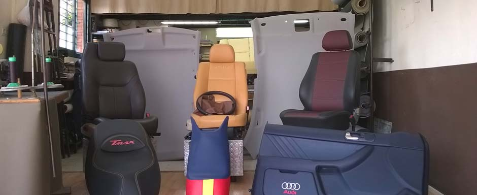 Tapiceria automoviles nu ez - Tapiceros en malaga ...